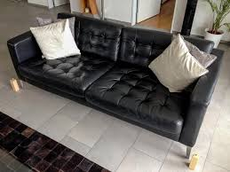 ikea leather sofa wonderful ikea leather couch for sale in zug english forum