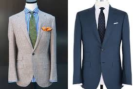 Minnesota how to fold a suit for travel images Men you don 39 t have to boil in your suit this summer wsj jpg