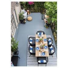 Emilyhenderson Modern Outdoor Patio Styled By Emily Henderson Target