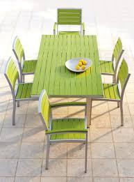 Green Plastic Patio Chairs Brilliant Plastic Patio Tables White Plastic Patio Table And
