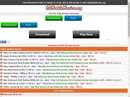 mp4 bollywood movies top 10 sites to download