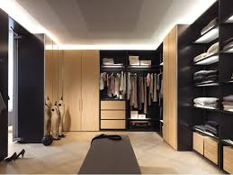 creative walk in closet designs for a master bedroom with interior