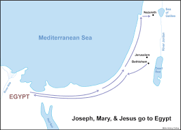 chart the life of jesus in chronological order bible history
