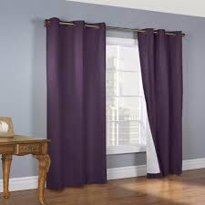 Extra Wide Thermal Curtains Weathermate Insulated Extra Wide Panel Pair Curtains Weathermate