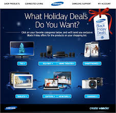 black friday marketing mid month email menagerie december 2012 commerce marketing