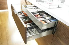 Kitchen Drawer Cabinets Metal Kitchen Storage Pantry Cabinet Soft Close Drawer Slide