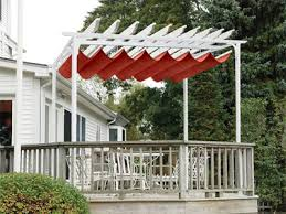 Metal Pergola With Canopy by Is A Pergola Canopy Worth It 5 Benefits