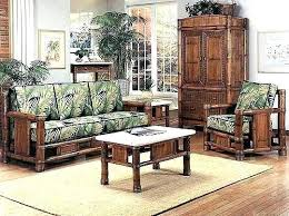 Florida Style Living Room Furniture Florida Style Furniture Room Furniture Bamboo Living Room