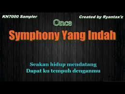 download lagu dewa 19 simponi yang indah mp3 karaoke once symphony yang indah youtube