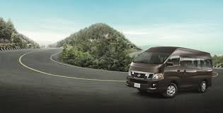 urvan nissan 2015 the all new nv350 urvan your trusted ride at work and play