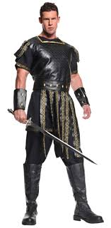 mens costume warrior men s costume costumes for adults