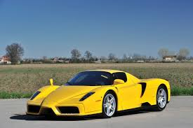 ferrari yellow interior what the color of your luxury car says about you and your taste