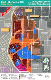 Seattle Area Crime Map by Hala Map Broadway Area Around Capitol Hill Station Part Of