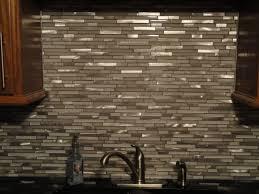 mosaic tile morello color kitchen backsplash tile by lonnie