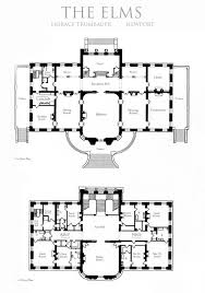 symmetrical house plans symmetrical house plans the elms 1st 2nd floor plan i found this