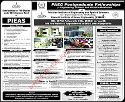 mechanical engineering jobs in dubai for freshers 2013 nissan pakistan atomic energy commission postgraduate fellowships 2013 at