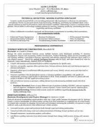 Executive Recruiter Resume Sample by Example Executive Recruiter Resume Example Executive Recruiter