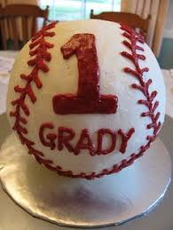 baseball cake and smash cake sweet cakes by toni pinterest