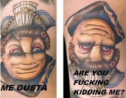Tattoo Meme - 23 tattoo memes you need to see before you get one