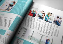 indesign pro magazine template kalonice