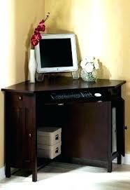 Computer Desk Small Corner Small Computer Desk Glassnyc Co