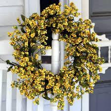 Wreath For Front Door Spring Wreath For Front Door Hummingbird Spring Wreath Front Door
