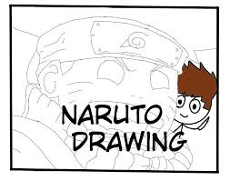 casually explained naruto drawing naruto amino
