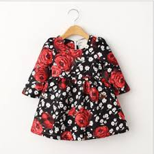 kids girls autumn clothes winter dresses for girls online india