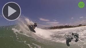home for a week sebastian ribeiro strapless kitesurfing