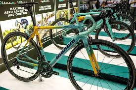 ferrari bicycle bespoke visits eurobike