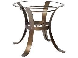 wrought iron pedestal table base modest ideas metal dining table base woodard cascade wrought iron