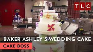 baker ashley u0027s mousey wedding cake cake boss s6e21 youtube