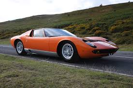 lamborghini miura turns 50 follows