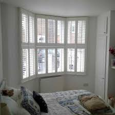 bay window shutter decor window ideas