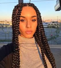looking for black hair braid styles for grey hair amazing braids what a prefect look breahhicks repost