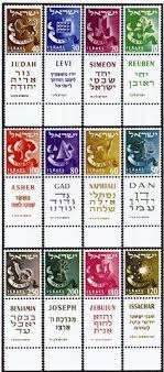 12 tribes stones what are the symbols of the twelve tribes of israel quora