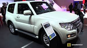 mitsubishi pajero 2000 interior 2016 mitsubishi pajero 3 2 diesel exterior and interior