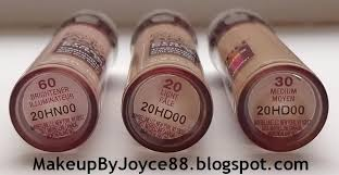Maybelline Age Rewind Eraser makeupbyjoyce review swatches maybelline instant age