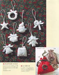sweet tidings free japanese patterns for christmas bazaar crafts