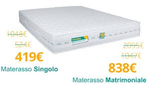 prezzo materasso eminflex eminflex materassi offerte best materasso a molle offerte e