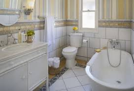 Grey And Yellow Bathroom by Portfolio Carrie D Mader