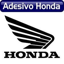 Conhecido Adesivo Do Tanque Moto Honda - Asa Honda 2 Unidades - R$ 12,90 em  @XV19