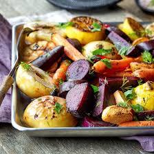 cuisine automne recette légumes d automne rôtis au four facile rapide