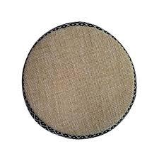 amazon com soft round stool cover stool cushion bar stool mat