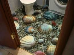 Seashell Bathroom Ideas Colors Contemporary Flooring Ideas Decorative Self Leveling Floor