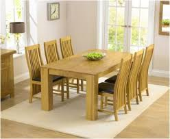 tuscany 180cm solid hardwood dining table and chairs the great