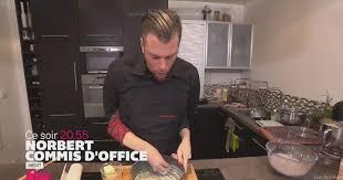 livre de cuisine norbert norbert commis d office la saison 4 arrive ce soir sur 6ter