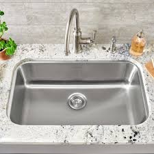 Single Bowl Kitchen Sink Top Mount Top 40 Remarkable Single Bowl Kitchen Sink Plumbing Mount