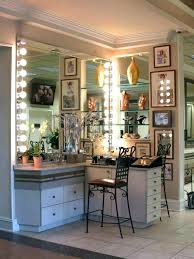 Professional Vanity Table Professional Dressing Table With Lights Makeup Vanity Makeu Mirror