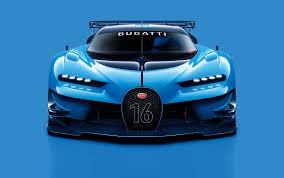 bugatti vision gran turismo at frankfurt motor show shades of